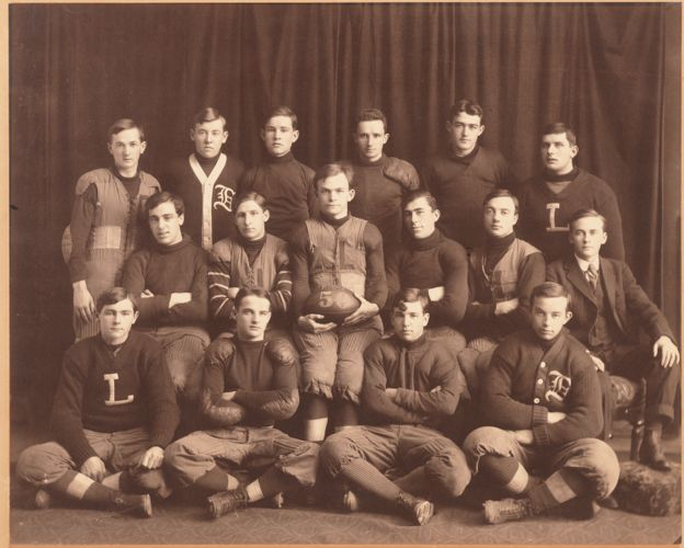 1907 Lawrence High School football team