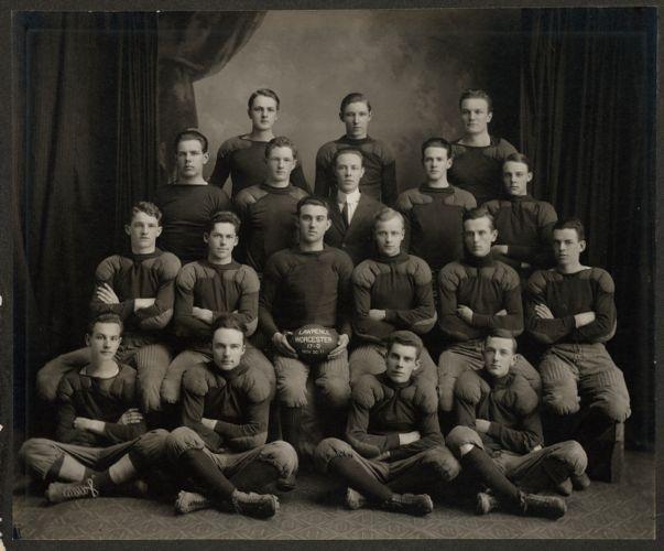 1911 Lawrence High School football team