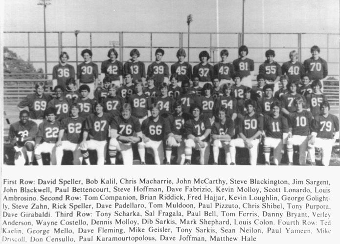 1980 Lawrence High School football team