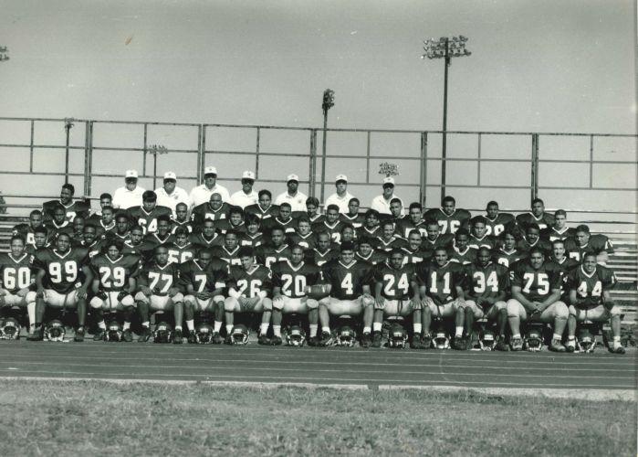Lawrence High School football team
