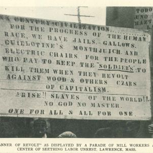 Lawrence, Mass. Textile Strike of 1912