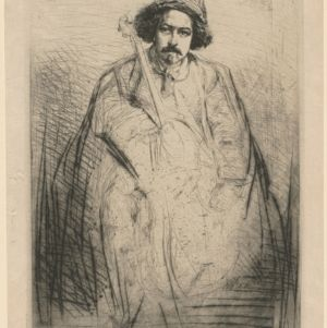 James McNeill Whistler (1834-1903). Lithographs, Etchings, and Drawings