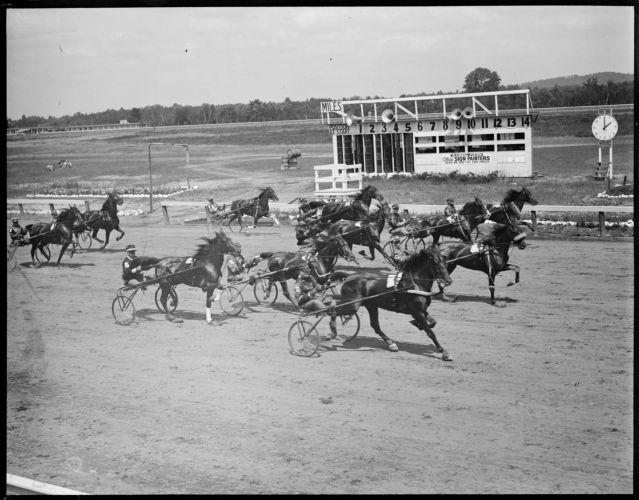 2.10 trot at Rockingham, Salem, N.H.