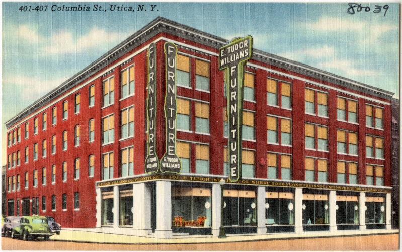 401-407 Columbia St., Utica, N. Y.