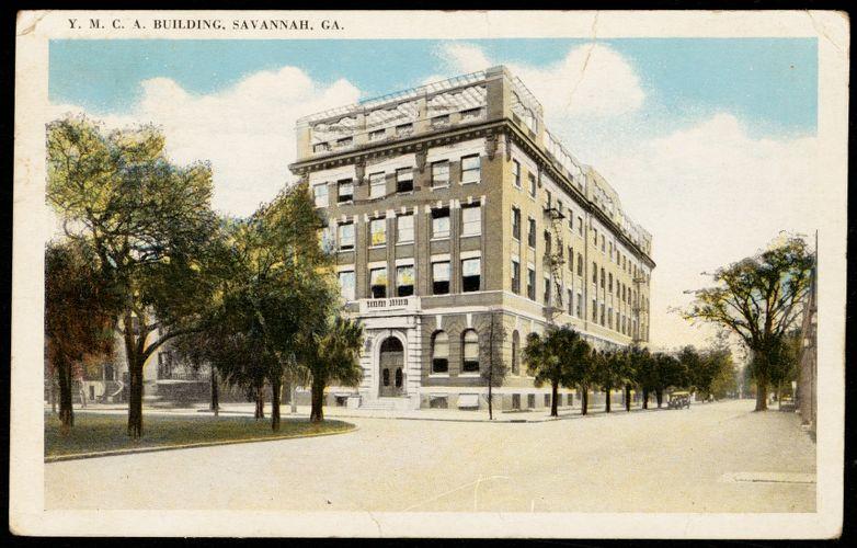 Y.M.C.A. building, Savannah, Ga.