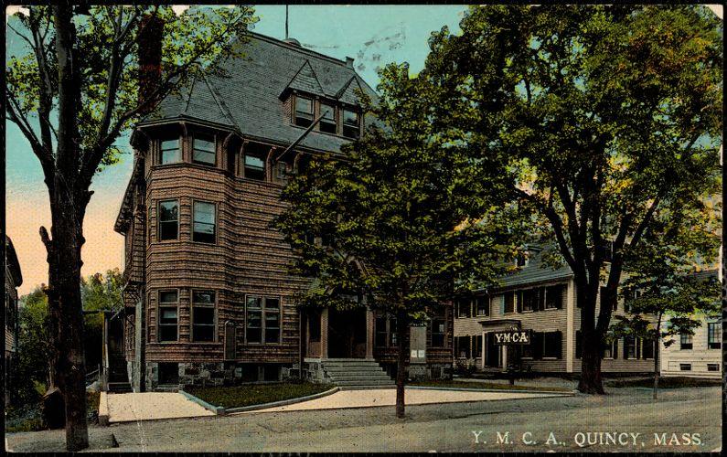 Y.M.C.A., Quincy, Mass.