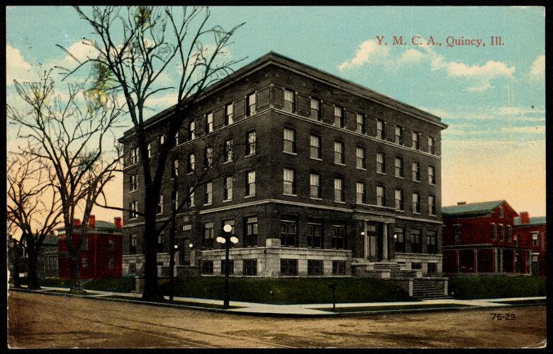 Y.M.C.A., Quincy, Ill.