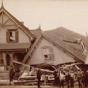 Lawrence, Mass. Cyclone July 26, 1890 Photograph Collection