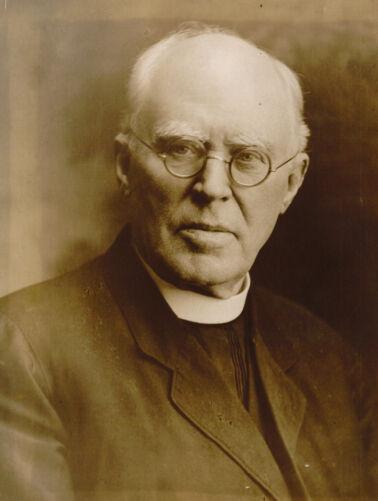 Rev. James T. O'Reilly, O.S.A.