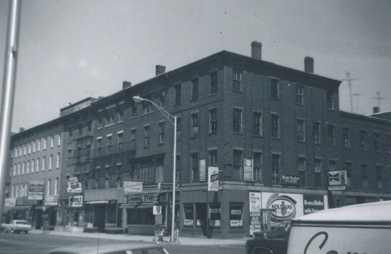 181 Essex St and Jackson Street