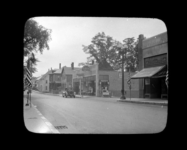 Westerly side of Chestnut Street. June 3, 1931