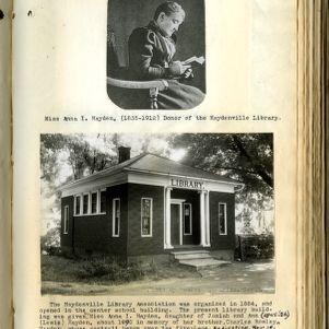 Williamsburg, Mass., Historical Society, Wheeler Scrapbooks Collection