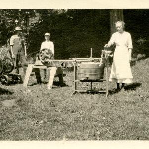Williamsburg, Mass. Historical Society, Graves Farm Photographs Collection