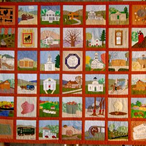 Williamsburg, Mass., Historical Society, Historic Textiles Collection