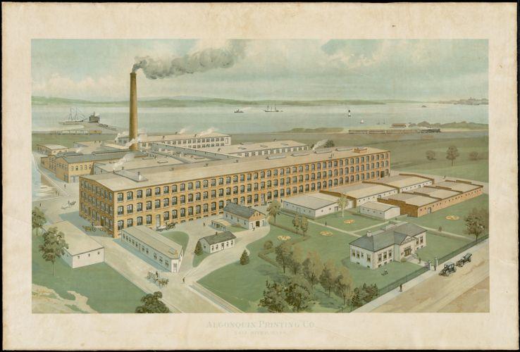 Algonquin Printing Co., Fall River, Mass.