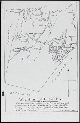Wrentham and Franklin