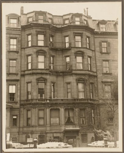 222-4 Beacon Street, Boston, Mass.