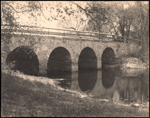 Old Town (Four Arch) Bridge from northerly side