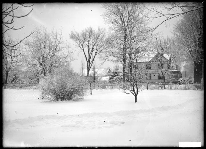 W. F. E house [Willian F. Emerson?]