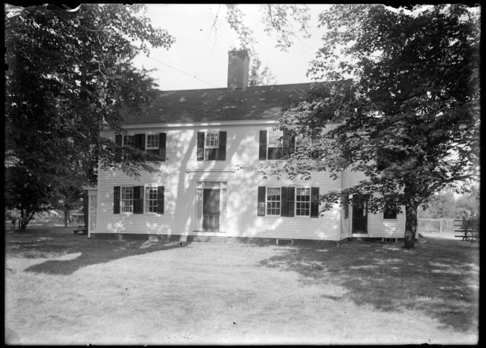 Annie E. Emerson house