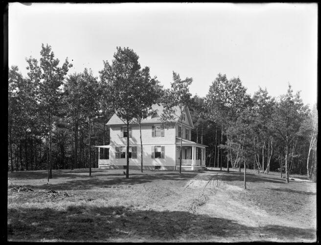 W.F Emerson house