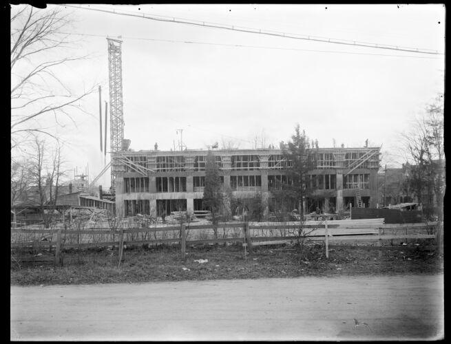Storage warehouse, Springfield, Robinson