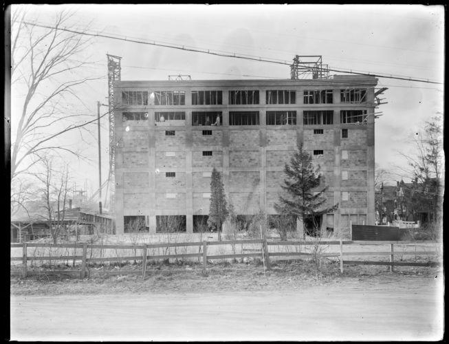 Storage warehouse, Springfield