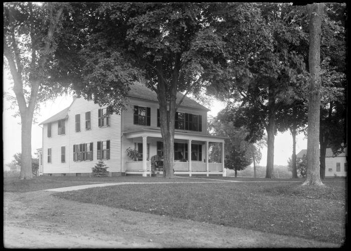 Bugbee house Longmeadow & Bliss St.
