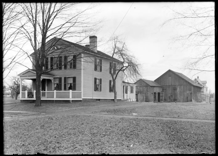F. J. Demond house