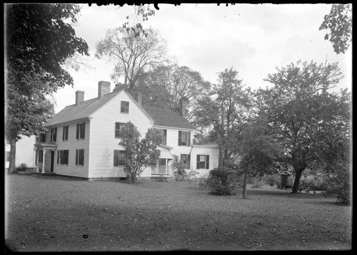 Walter Bliss house