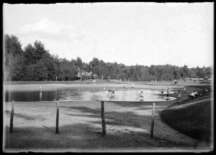 Forest Park, Children's Pond