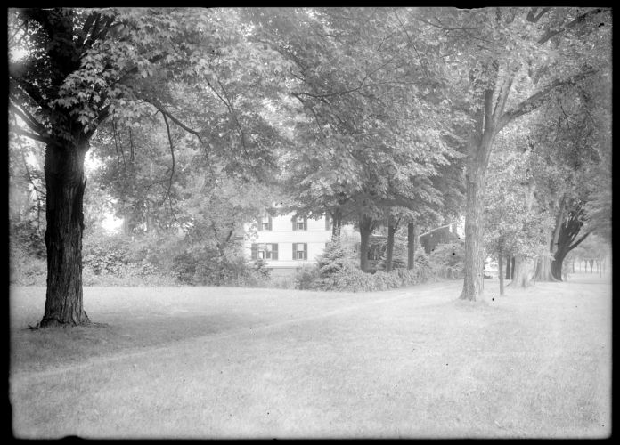 Juliet Emerson house and street