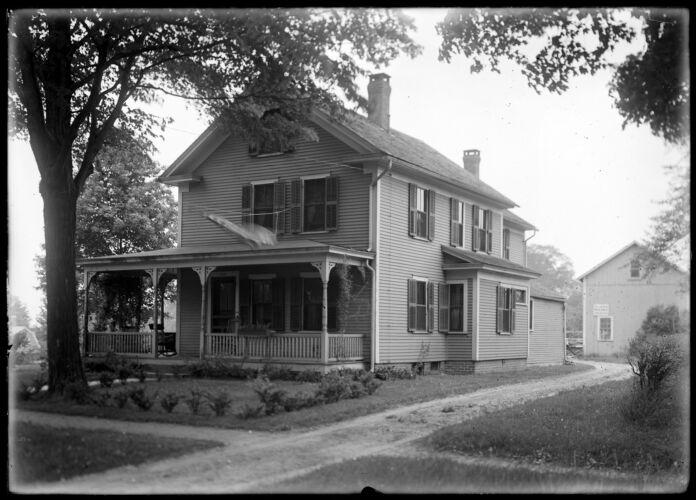 W. Quinn house, north side