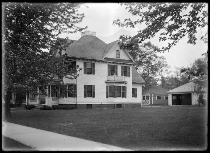 E. Spicer's house