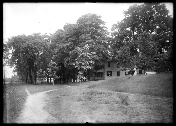 Mary Hooker house
