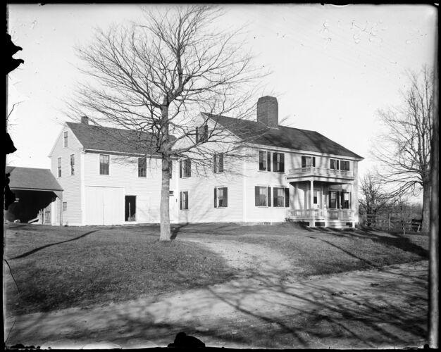 A. Watson house