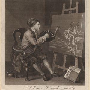 William Hogarth (1697-1764). Prints