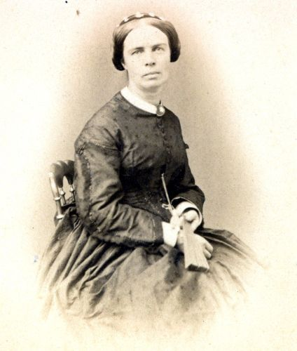 Portrait of Mary Swift Lamson