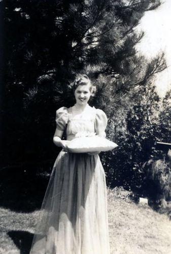 Portrait of Student 1938