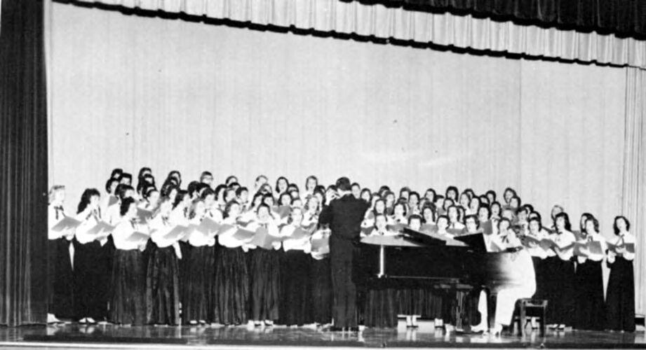 Christmas Concert 1960