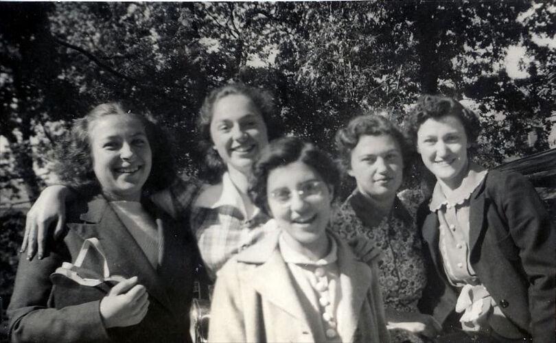 Portraits of Students June 1938
