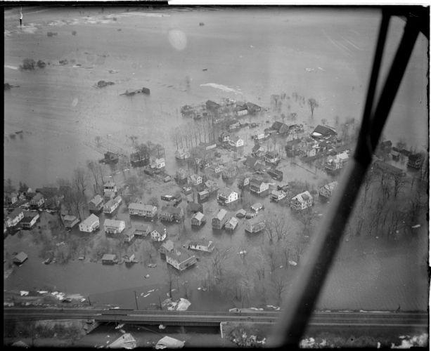 Flood, New England
