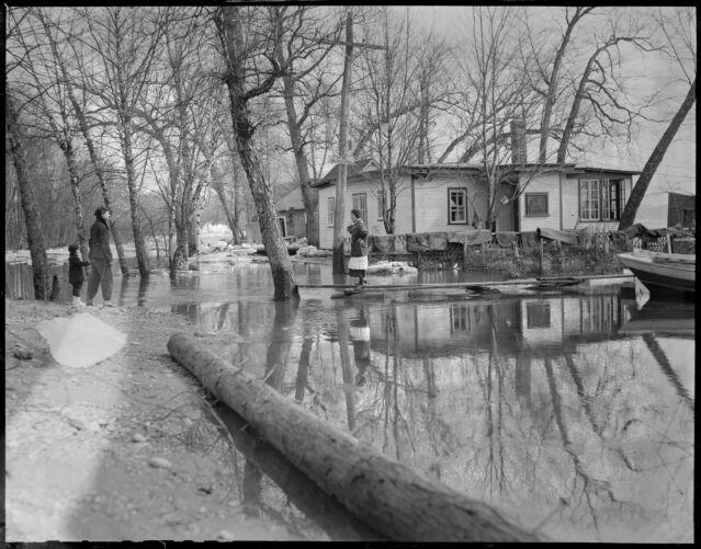 Flood - New England