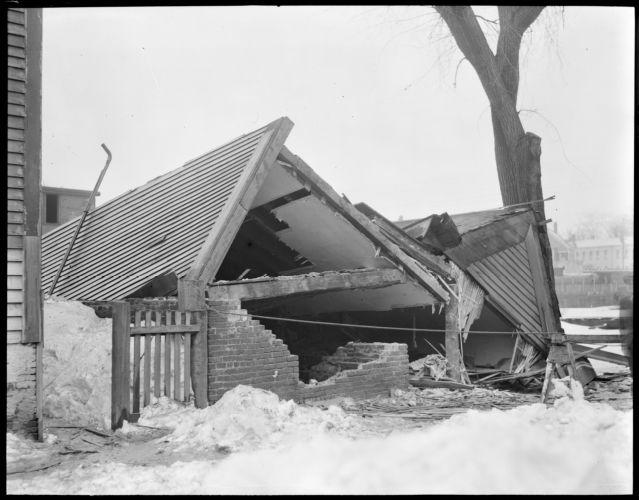 Storm - Winchester, MA, wind - havoc