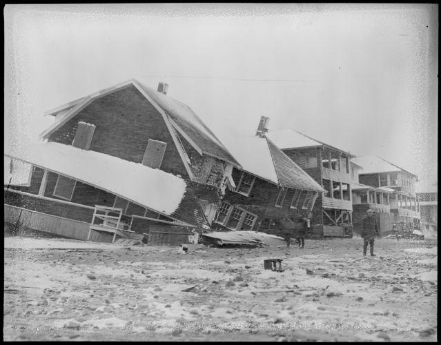Big storm Marshfield, MA