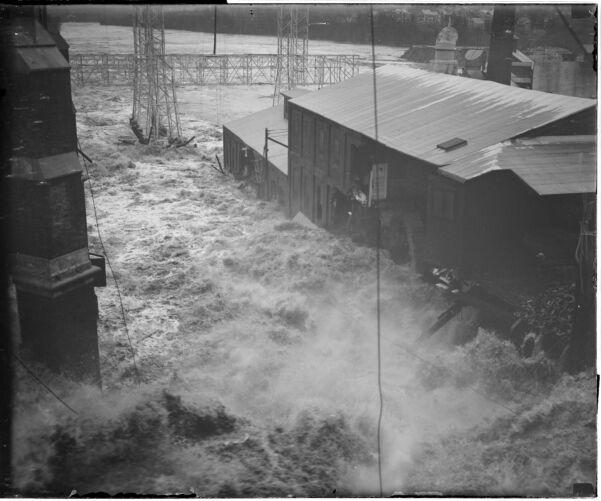 Flooding - Bellows Falls, VT