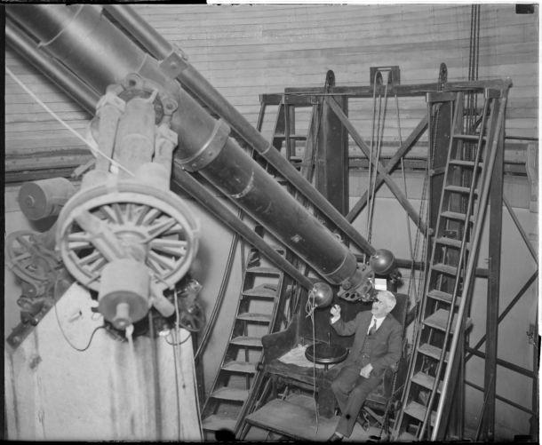 Telescopes: Harvard