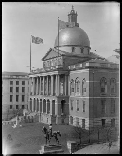 Mass State House, Boston - State House, Boston