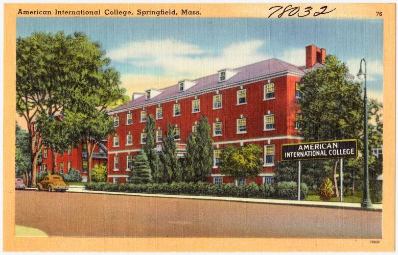 American International College, Springfield, Mass.