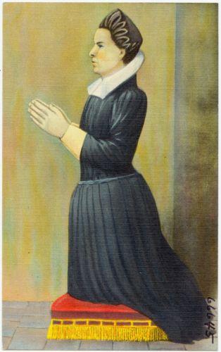 Elizabeth Pole -- Foundress of Taunton, Mass.